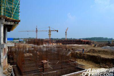 高速·海德公馆海德公馆项目进度(2017.9)
