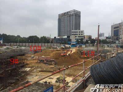 中航长江广场10#、11#楼9月进度(2017.9.18)