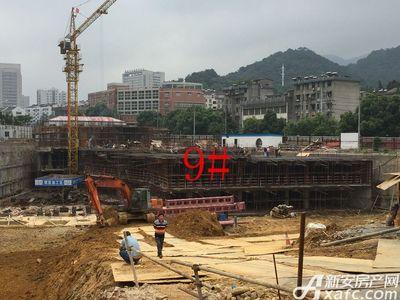 中航长江广场9#楼9月进度(2017.9.18)