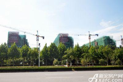 万成·哈佛玫瑰园万成·哈佛玫瑰园二期洋房工程进度(2017.9)