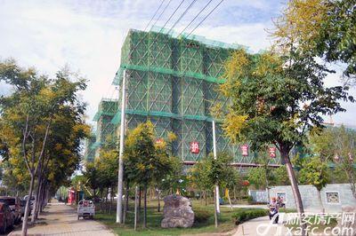 万成·哈佛玫瑰园万成·哈佛玫瑰园二期高层工程进度(2017.9)