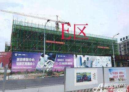 池州上海城二期工程进度