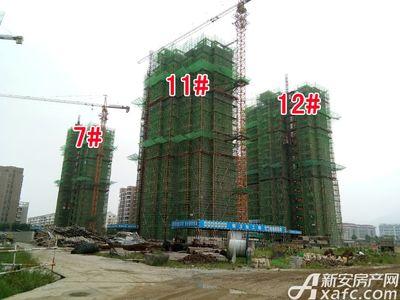 大地凤凰城7#、11#、12#工程进度(2017.9.6)