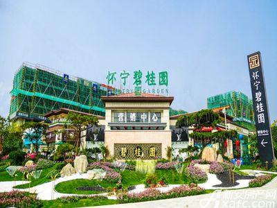 怀宁碧桂园实景图