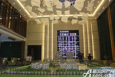 融翔·君悦澜山售楼处实景20170921