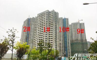 融创城1#2#9#10#楼工程进度(2017.09.24)