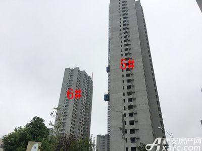 融创城5#6#楼工程进度(2017.09.24)