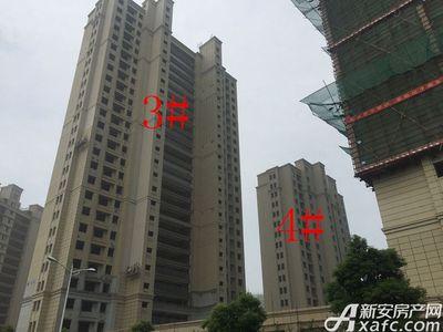 华源七星城3#、4#楼9月进度图(2017.9.25)