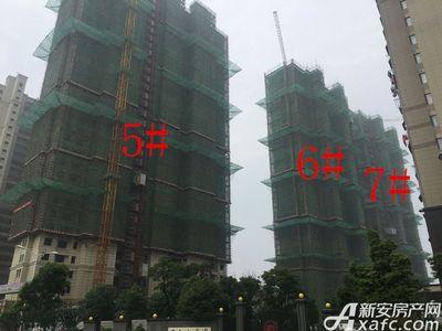 华源七星城5#、6#、7#楼9月进度图(2017.9.25)