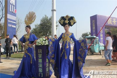 融翔·君悦澜山营销中心开放20170923