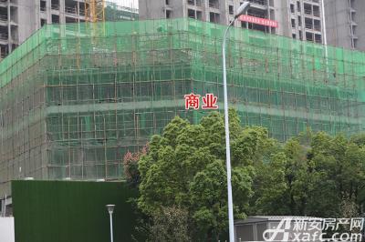 金隅南七里工程进度图(2017.9.26)