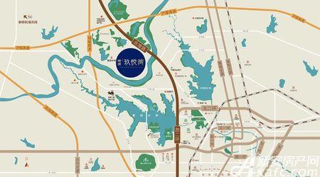 祥源玖悦湾交通图