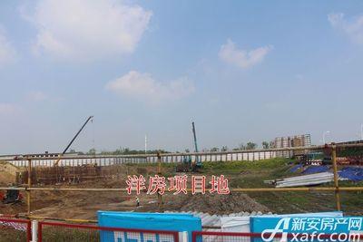 皖新翡翠庄园洋房项目地(2017.9.28)
