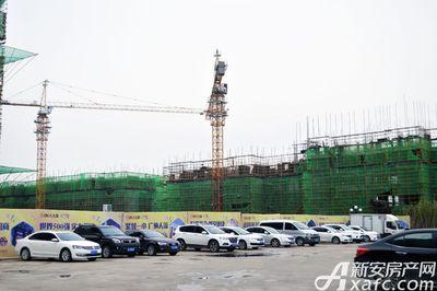 恒大名都恒大名都4#5#楼工程进度(2017.9)