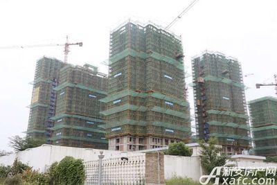 湖山壹品高层建至10层左右(2017.9.29)