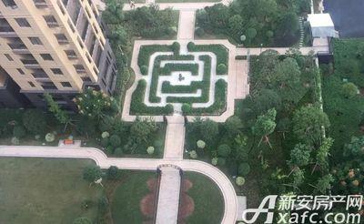 浩创城高层俯瞰图【20170930】