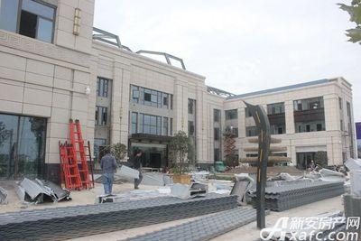 古井悦湖城古井悦湖城9月份项目进度售楼部即将开放