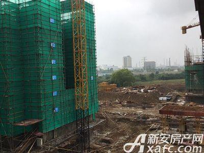 新城·悦府工程进度(2017.10.5)