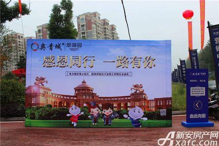 奥青城翠湖园活动图