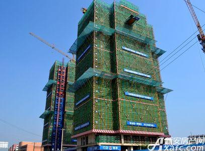 粤泰公园天鹅湾工程进度