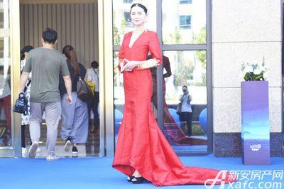 天都江苑营销中心开放(2017.10.10)