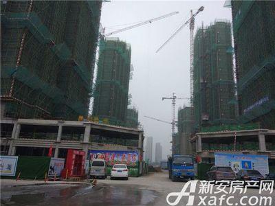 北京城建金城华府工程进度