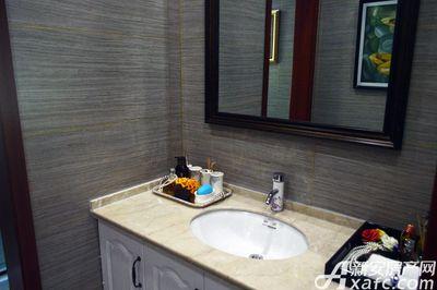 万成·哈佛玫瑰园玫瑰园洋房样板间:卫生间