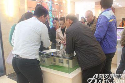 古井悦湖城10月14日古井悦湖城营销中心盛大开放