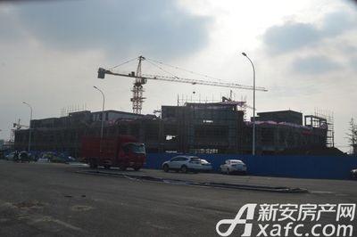 碧桂园珍宝岛时代印象工程进度(2017-10)