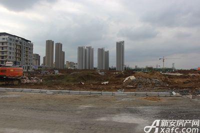 御璟江山工程进度图(2017.10.19)