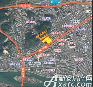 栢悦山交通图
