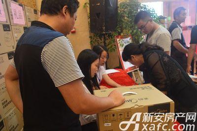 大唐凤凰城二期开盘现场(2017年9月9日)
