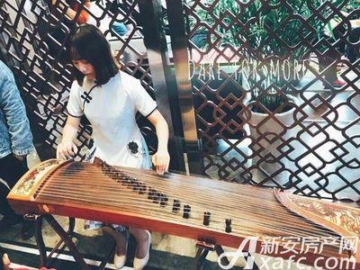 万创御香山售楼部开放(2017.10.21)