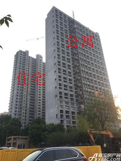 铜化弘宇嘉城住宅、公寓10月进度(2017.10.23)