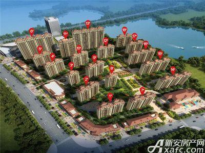 国投中心城(新天地红星美凯龙住宅)效果图