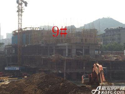 中航长江广场9#楼10月进度(2017.10.23)