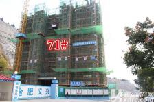 淮北凤凰城71#十月最新进度图20171025
