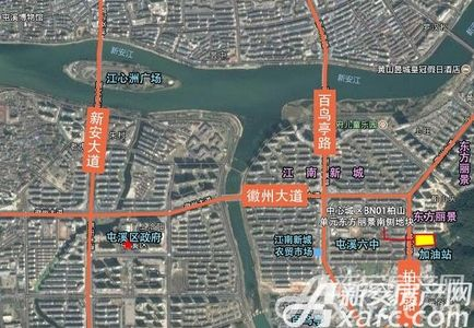 润熙锦园交通图