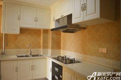 金色名城D6户型82㎡样板间厨房