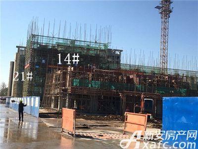 珠江翰林雅院珠江翰林雅院10月项目进度
