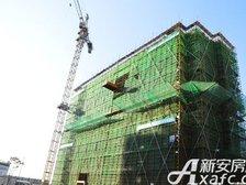联佳爱这城19#公寓建至第十层【20171031】