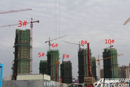 尚泽琪瑞公馆工程进度