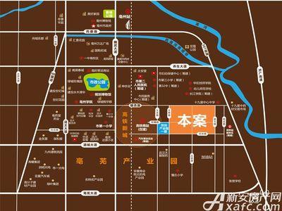 双创产业园交通图