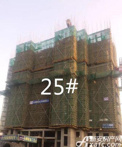 金鹏玲珑湾东院2017年11月工程进度