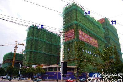 宿州CBD·中心广场宿州CBD·中心广场10月项目进度(2017年10月17日)