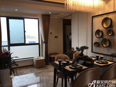 新城·悦府C户型120㎡三室两厅-餐厅