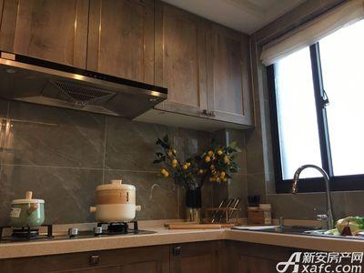 新城·悦府C户型120㎡三室两厅-厨房