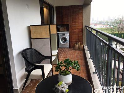 新城·悦府C户型120㎡三室两厅-阳台