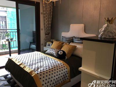 新城·悦府C户型120㎡三室两厅-次卧
