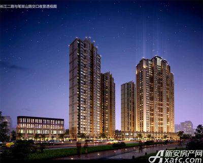 中航长江广场二期效果图